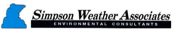 Simpson Weather Associates Logo